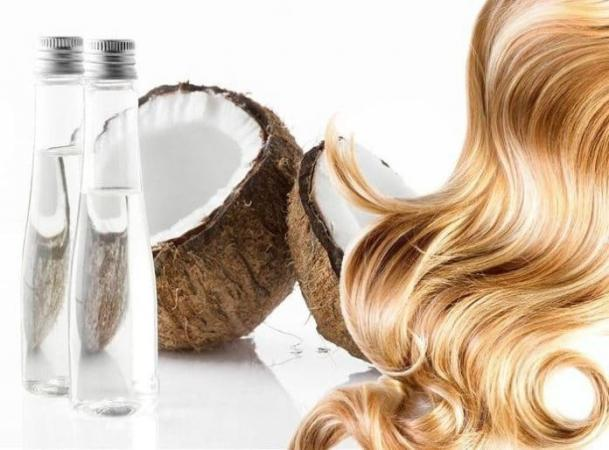 кокосовое молоко от вьющихся волос