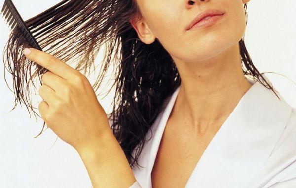 газированная вода и волосы