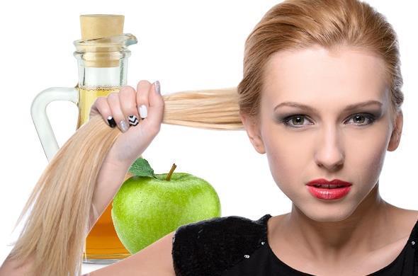 уксус и волосы