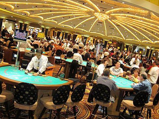 самое знаменитое казино в лас вегасе
