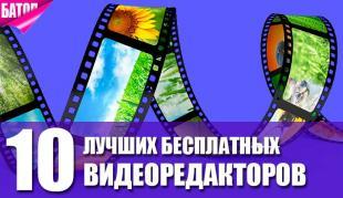 Лучшие бесплатные видеоредакторы для Mac