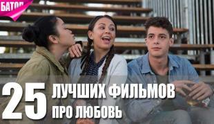 лучшие молодёжные фильмы про любовь