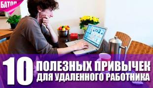 Привычки, необходимые для успешной удаленной работы