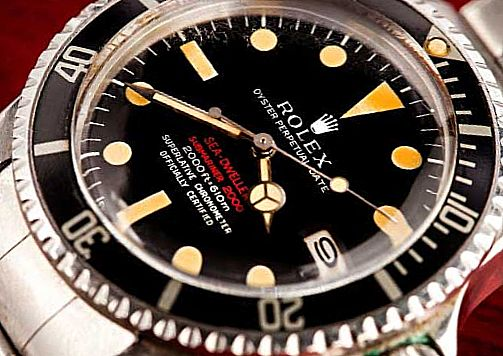 Rolex Sea-Dweller Double